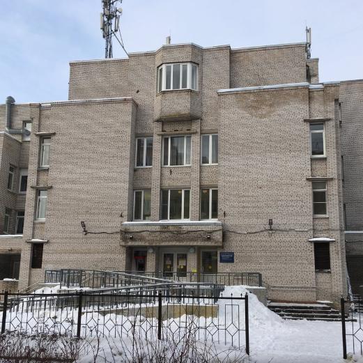Стоматологическая поликлиника № 19 в Пушкине, фото №1