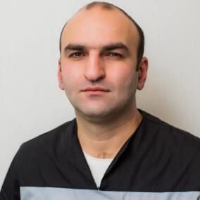 Гвирджишвили Давид Тенгизович, физиотерапевт