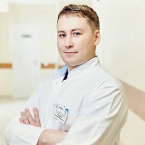 Кузьменко Александр Борисович, рентгенолог