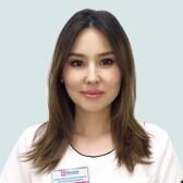 Лиджи-Горяева Саглр Викторовна, стоматолог-терапевт