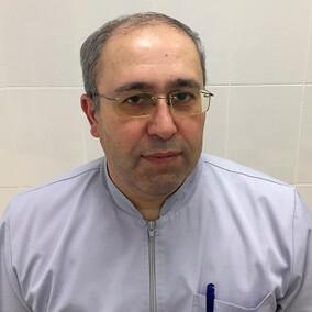 Абузаров Азер Расулович, стоматолог-терапевт