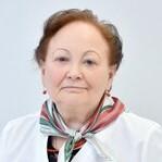 Лукина Любовь Ипполитовна, педиатр