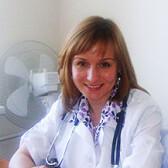Кокшарова Евгения Владимировна, пульмонолог