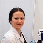 Бабанова Александра-Ярослава Георгиевна, врач УЗД