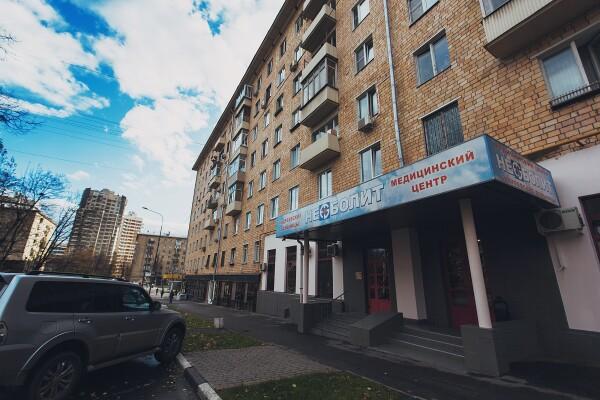 Андреевские больницы – НЕБОЛИТ