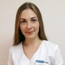 Музыченко Анна Владимировна, гастроэнтеролог