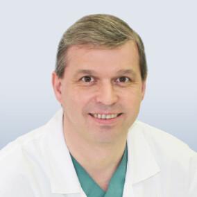 Микрюков Владимир Владимирович, уролог