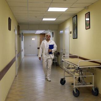 НИИ неврологии и нейрохирургии им. Поленова, фото №2