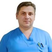 Гребенюк Михаил Викторович, хирург-травматолог