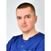 Гордеев Максим Валерьевич, анестезиолог