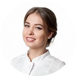 Шахова Маргарита Викторовна, стоматолог-ортопед