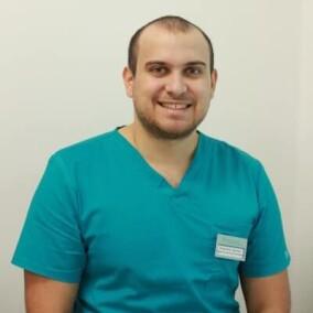 Цуркан Владислав Геннадьевич, стоматолог-ортопед