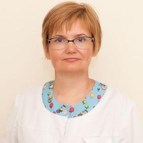 Хомич Елена Вячеславовна, рентгенолог