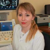 Стрельцова Лиана Ильдусовна, кардиолог