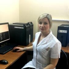 Юдина Лина Васильевна, радиолог