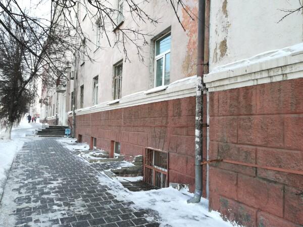 Поликлиника №11 на Лермонтова