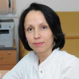 Виноградова Мария Алексеевна, гематолог