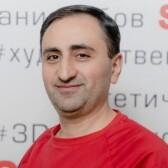 Петросян Вартан Джерманович, массажист