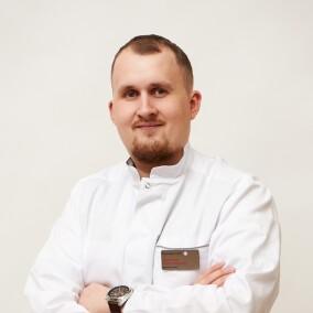 Плахотский Сергей Сергеевич, рентгенолог