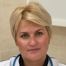 Рубцова Наталья Александровна, педиатр