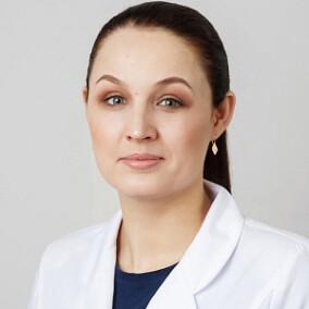 Денисова Александра Сергеевна, гинеколог