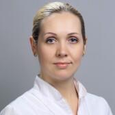Кравчун Наталья Валерьяновна, врач УЗД