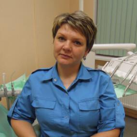 Горохова Любовь Анатольевна, стоматолог-терапевт