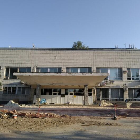 Больница скорой медицинской помощи №15 «Каустик», фото №1