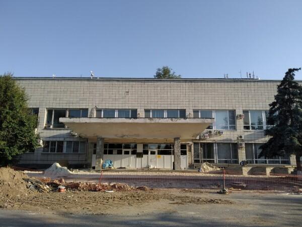 Больница скорой медицинской помощи №15 «Каустик»