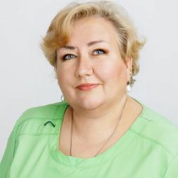 Валетова Светлана Васильевна, ортопед