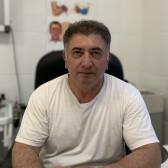 Бабаев Заур Мамед Оглы, массажист
