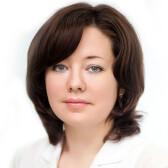 Гончарова Юлия Павловна, педиатр