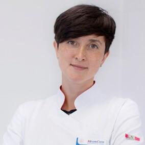 Смитиенко Анна Викторовна, терапевт