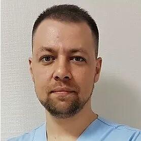 Берхов Владимир Владимирович, невролог