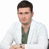 Серебро Александр Леонидович, мануальный терапевт