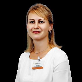 Павлова Оксана Алексеевна, ортопед