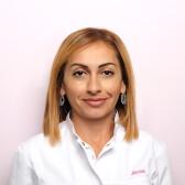 Саакян Диана Гендриковна, врач УЗД