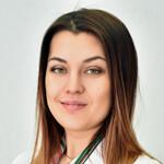 Дергоусова Анастасия Сергеевна, терапевт