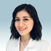 Кадохова Залина Ахсарбековна, стоматолог-терапевт