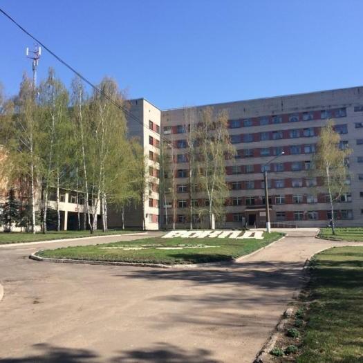 Противотуберкулезный диспансер им. Н.С. Похвисневой, фото №1