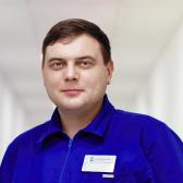 Калашников Дмитрий Геннадьевич, массажист