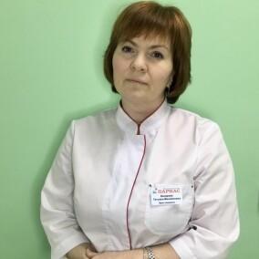 Базарова Татьяна Михайловна, гинеколог