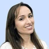Гаджиева Аминат Багавудиновна, стоматолог-терапевт