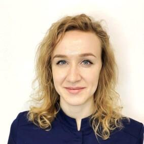 Кокшарова Ирина Сергеевна, дерматолог