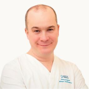 Мясоедов Илья Глебович, невролог