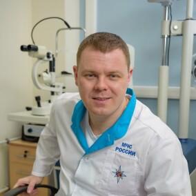 Голышев Игорь Вячеславович, офтальмолог