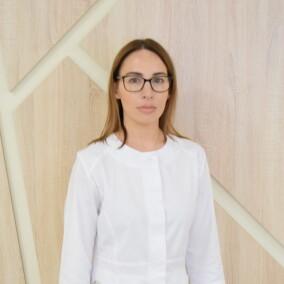 Хохлова Мария Евгеньевна, врач УЗД