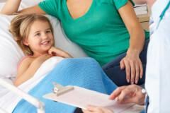 Госпитализация с ребенком: на что рассчитывать?
