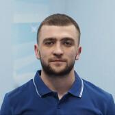 Костенко Максим Иванович, инструктор ЛФК