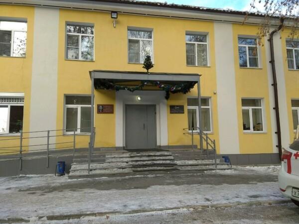 Станция скорой медицинской помощи им. В.Ф. Капиноса